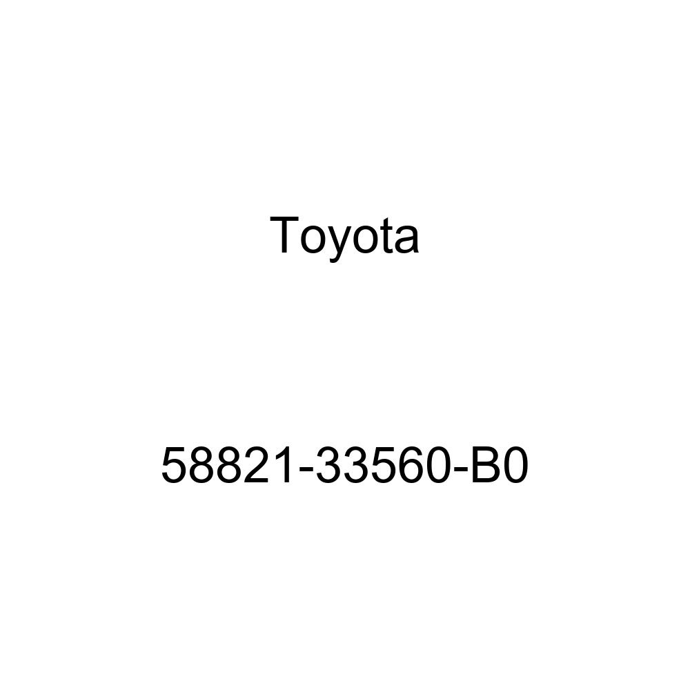 TOYOTA 58821-33560-B0 Console Panel