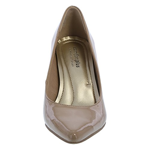 5598a20e3e2 85%OFF Comfort Plus by Predictions Women s Janine Pointy Toe Pump ...