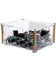 Mootea 1 * 100W / 2 * 50W Tablero de Amplificador de Potencia Digital 100dB Amplificador de Audio de 3 Canales de Graves Pesados
