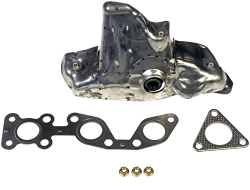 Dorman 674-599 Drivers Side Exhaust Manifold Kit For Select Nissan Models