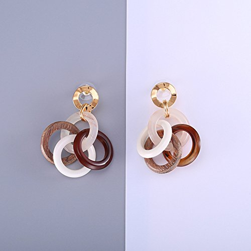 Wedding Fashion Jewelry Vintage A Dangle Celebration Style Party Earrings for rHqqS1YW