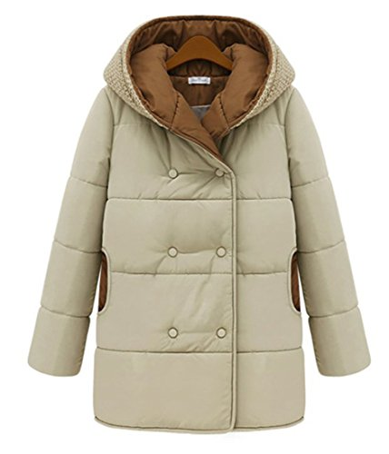 Quilted Winter Parka - 8