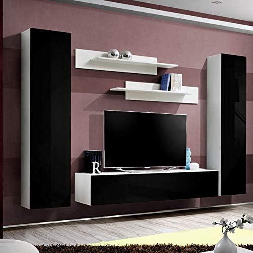 Napoli - Conjunto de TV blanco y negro: Amazon.es: Hogar