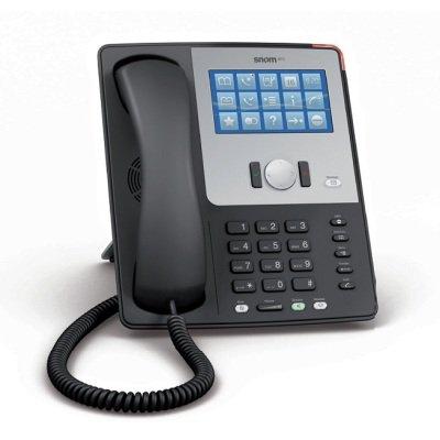 Comparer SNOM VOIP SIP 870 NOIR