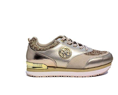 Cm Rimma Sneaker Mujer Beige Logo Beige Guess 5 Aumentar aZw1I