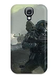 Cute Appearance Cover/tpu KSTgmVT969zLFPn Halo Case For Galaxy S4