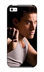 fenglinlinBest 8787471K34999752 New Arrival Case Cover With Design For Iphone 5c- Channing Tatum