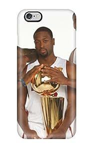 7209655K377605816 nba lebron james dwyane wade chris bosh miami heat NBA Sports & Colleges colorful iPhone 6 Plus cases