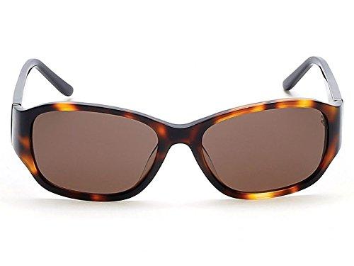 Guess GU 7436 52E 56mm Dark Havana / Brown Sunglasses