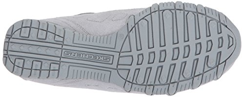 Skechers Womens Bikers-commotion Sneaker Grigio