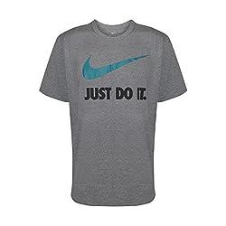 Nike Men's Sportswear New Just Do It Swoosh Tee