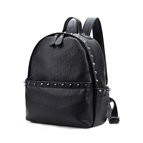 Amazon.com: Women Backpack Pu Leather School Bags Backpacks Back Pack For Teenagers Girls Shoulder Bag: Clothing