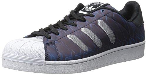 Adidas Originals Mens Superstar Ctmx Skor Night Marin / Vit / Svart