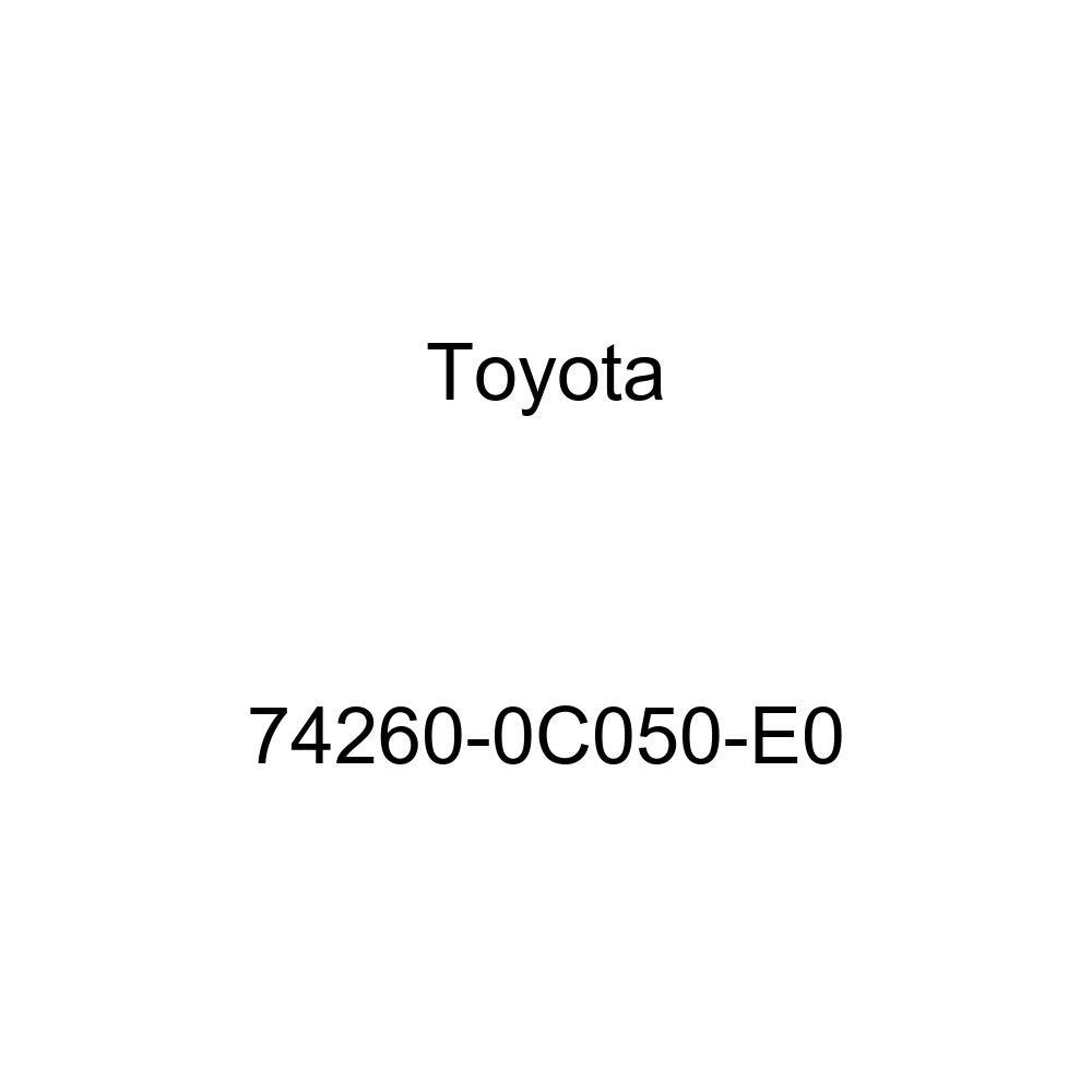 TOYOTA 74260-0C050-E0 Armrest Assembly