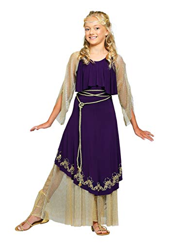 Girl's Aphrodite Goddess Costume Large (12-14)]()