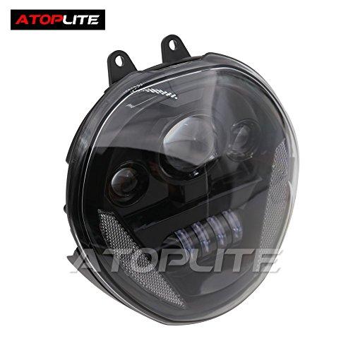 ATOPLITE100W LED Headlight Assembly Fits Ducati Monster 821/797/1200 Original Designed By Atoplite