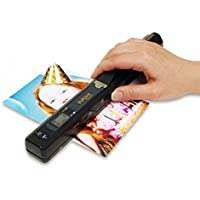 VuPoint PDS-ST415-VPS Magic Wand Portable Scanner (900 DPI Version) - Black