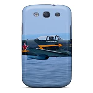 Snap-on Yakovlev Yak 9 Case Cover Skin Compatible With Galaxy S3