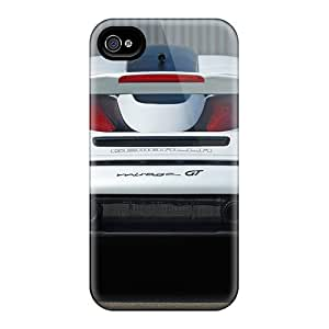 New AlikonAdama Super Strong Porsche Gemballa Mirage Gt Carbon Edition 2009 Cases Covers For Iphone 6