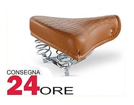 Sella Montegrappa Export Molle Bici Graziella Epoca R