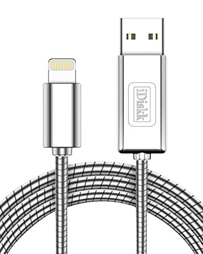 iDiskk Certified Lightning Braided Compatible product image