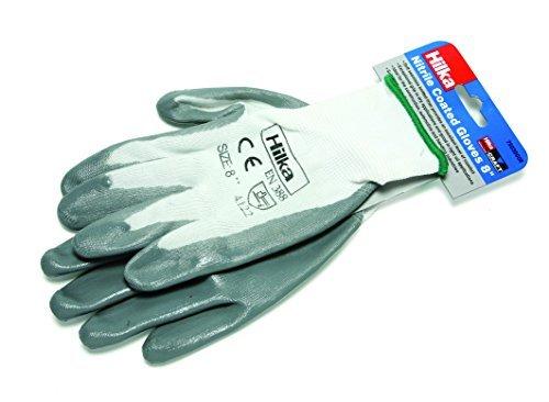 Hilka 75030008 Nitrile Coated Work Gloves by Hilka