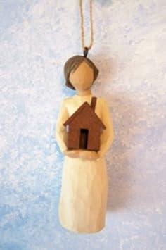 Willow Tree – Mi Casa Ornament by Demdaco – 26168