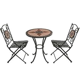 Tavolini Da Esterno Arredamento Giardino.Bagno Italia Arredamento Per Esterno Set Giardino Tavolino Rotondo