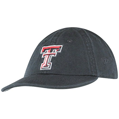 Top of the World Texas Tech Red Raiders Mini Me Infant Adjustable Hat