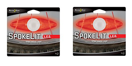 Nite Ize Spokelit Led Wheel Light