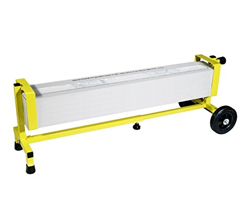 """Angel Guard Nomad Sheeting Dispenser and Portable Solution Your Shop Needs - Fits Boxes 23.5"""" - 40"""" Long by Angel Guard (Image #3)"""