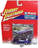 Johnny Lightning - Mopar Muscle - 1971 Plymouth Hemi GTX (Purple)