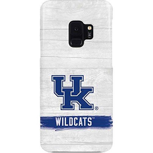 University of Kentucky Galaxy S9 Case - UK Kentucky Wildcats Wood | Schools & Skinit Lite ()