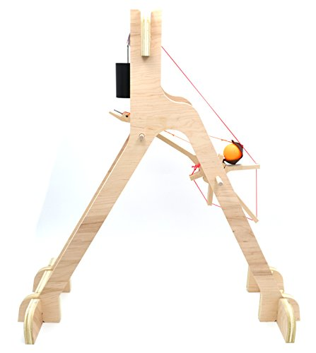 MURLIN Trebuchet Kit - Made in The USA - Eisco Garage Physics