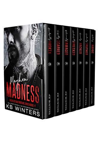 (Mayhem Madness: Reckless Bastards MC Series Books 1-7)