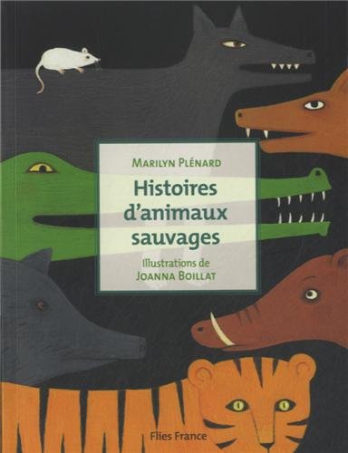 Histoires d'animaux sauvages