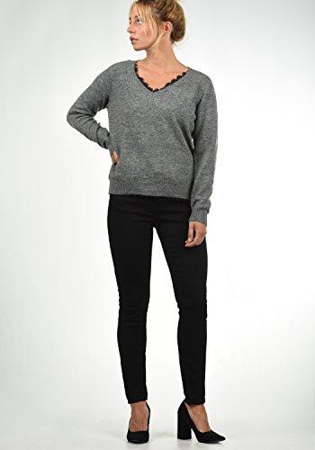 Rise L30 Jeans Pantalon XL Black Strech Taille Vero Denim Couleur Femme Moda Diamond Mid pour zZxTpwU6Tq