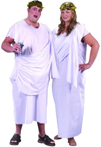 Fun World Toga Adult Costume