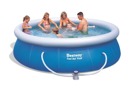 "Price comparison product image Fast Set 12' x 36"" Pool Set"