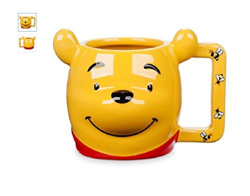 Disney Winnie the Pooh Figural Mug