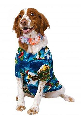 Rubies Luau Pet Costume Medium