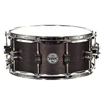 pdp-by-dw-black-wax-maple-snare-drum
