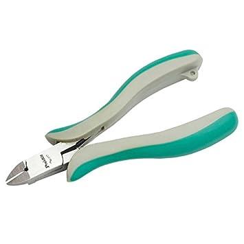 Desconocido Proskit PM-711 - Alicate de precisión Diagonal para Cortar Cables de
