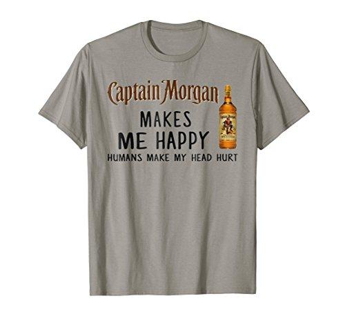 Captain Gift Morgan makes me happy humans make my head hurt