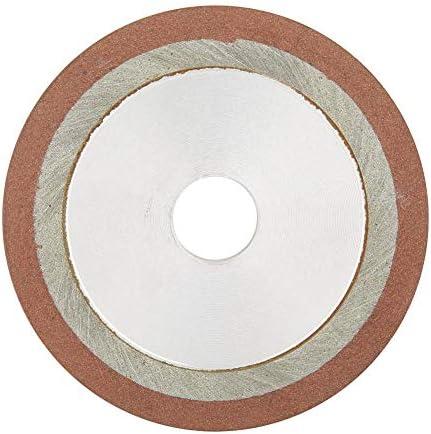 ダイヤモンドディスク砥石、80mmラウンドダイヤモンド砥石カップホイールグラインダーディスクカッターツール
