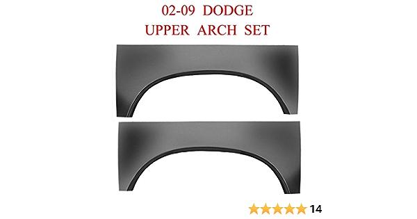 72-80 Dodge Ram Upper Arch Panel SET