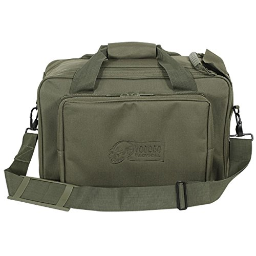 VooDoo Tactical 15-7871007000 Two-In-One Full Size Range Bag, Tan