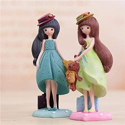 Amazon.com: Fairy Garden Fairies – Accesorios para figuras ...