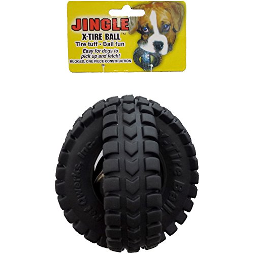 Medium Jingle X-Tire Ball-