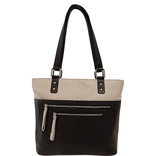 great-american-leatherworks-zipper-tote-black-chalk